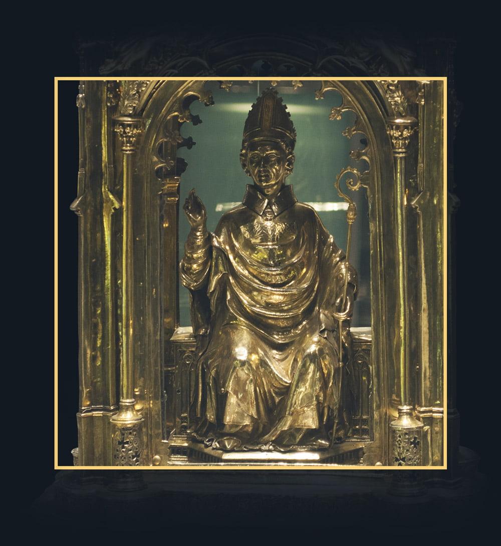 Reliquiario del sangue di San Gennaro