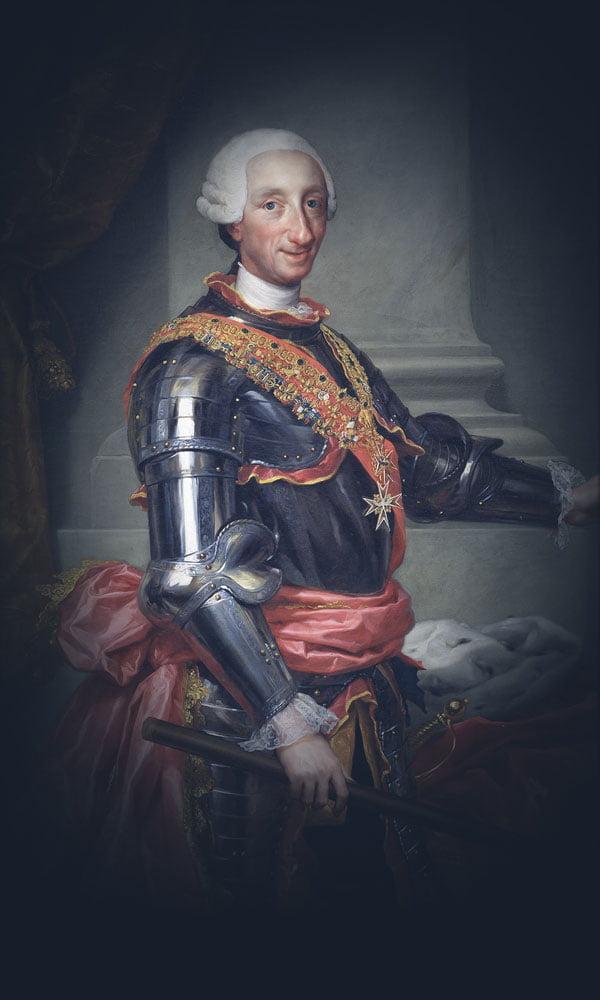 Charles III of Spain - Naples