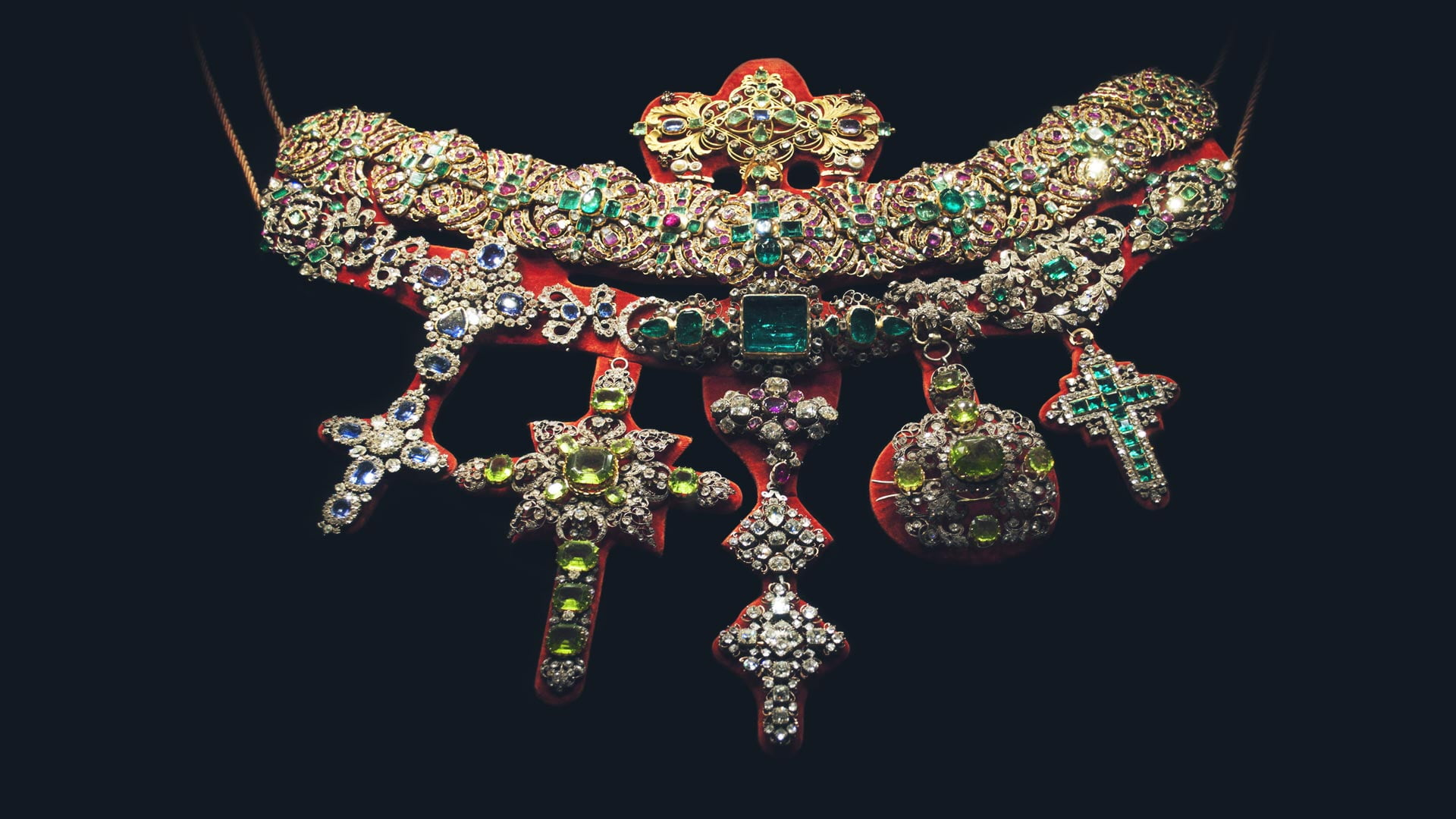 Collar of the Treasure of St. Gennaro
