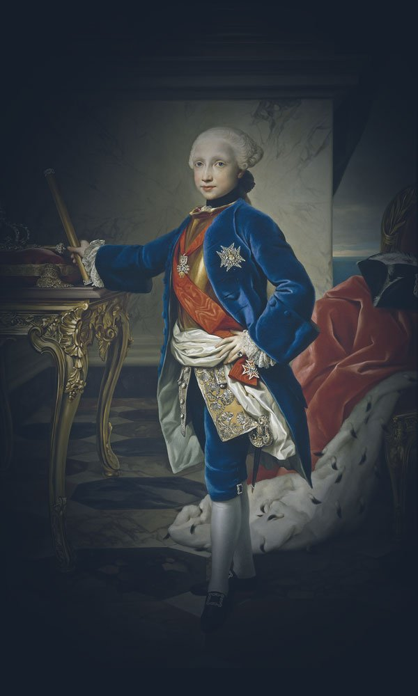 King Ferdinand IV of Naples