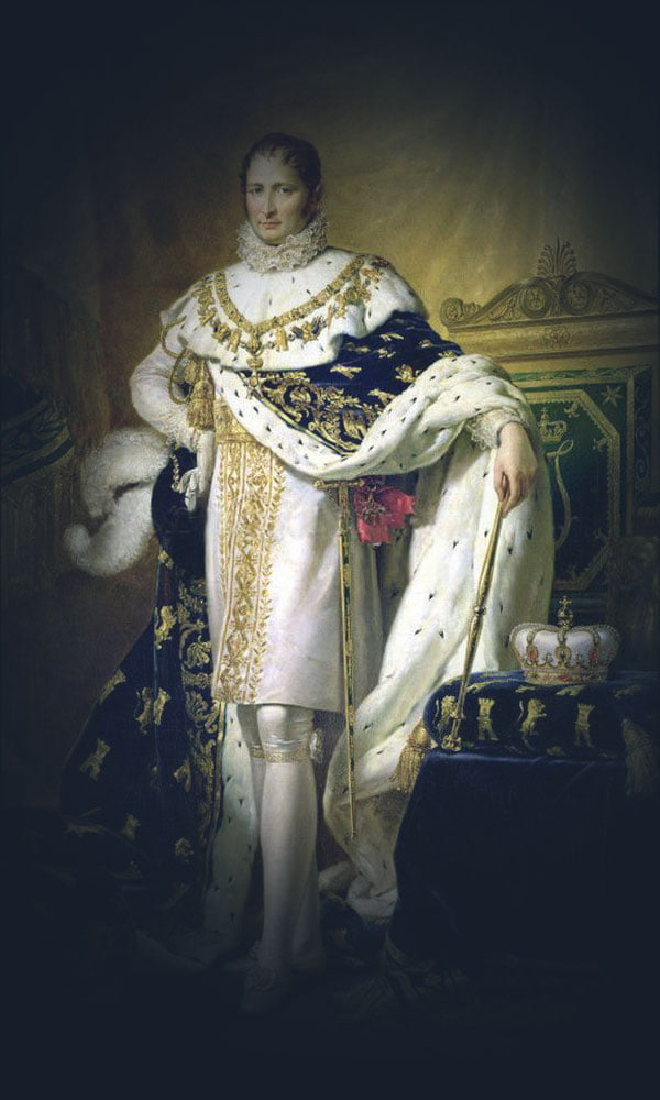 Joseph Bonaparte king of Naples