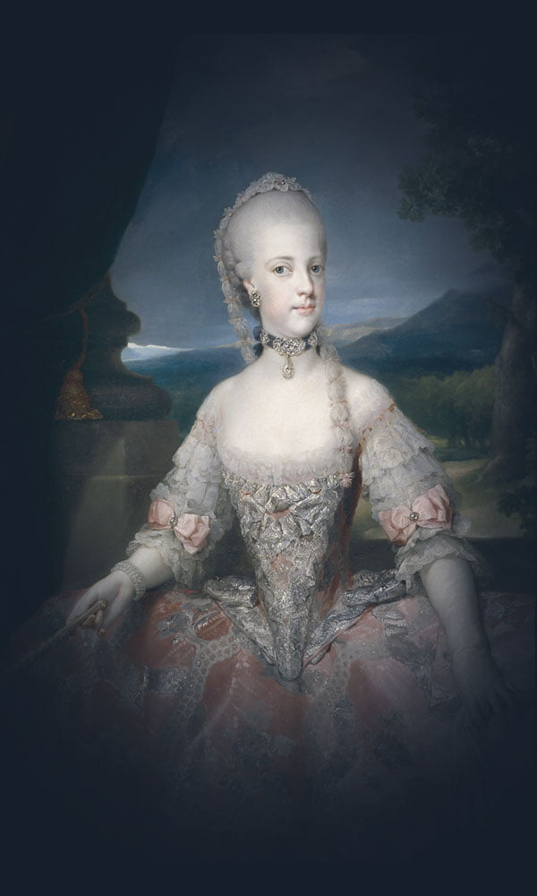Queen Maria Carolina of Austria